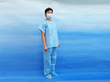 Patient Gown(Disposable Gown)