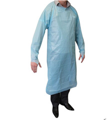 CPE isolation gown(Isolation Gown)
